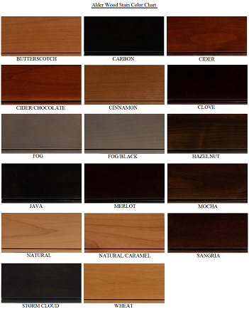 Alder Cabinet Door Colors & Cabinet Door Finishes | Styles | Painted - HorizonCabinetDoor.com