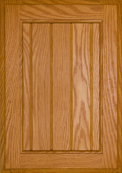 Horizon Cabinet Door Co: OAK AMERICAN BEADBOARD Door