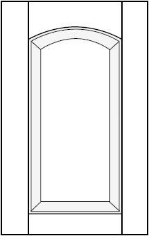 Cabinet Doors By Horizon Roman Arch Raised Panel
