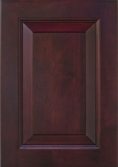 Cabinet Door: ALDER HOMETOWN RAISED PANEL Door