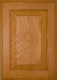 Cabinet Door Oak American Raised Panel